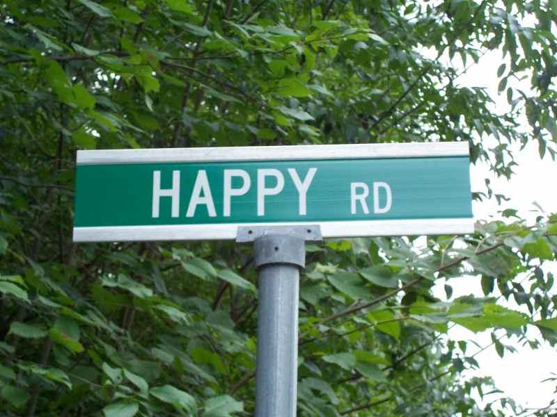 Happy Dietitian Sign