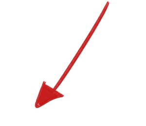 bottom left arrow