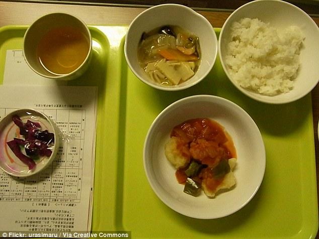 tokyo,japan diet