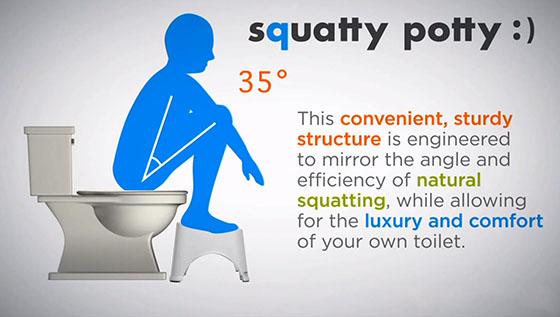 squatty potty diet
