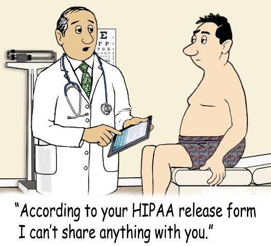 Hipaa comic
